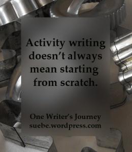 Activity Writing