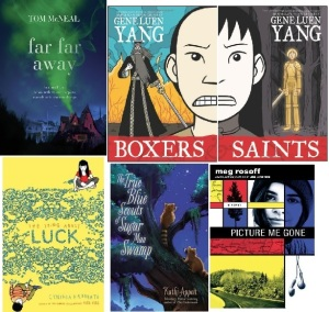 National Book Award short list