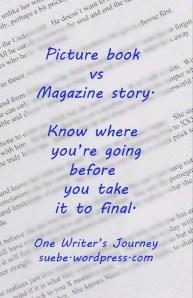 picture book magazine