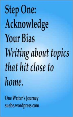 Acknowledge your bias