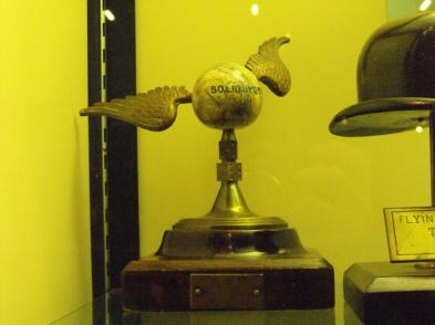 Blunder trophy or golden snitch?