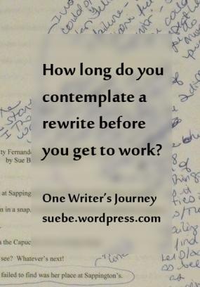 mulling a rewrite