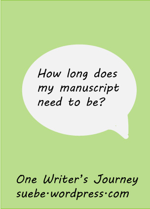 manuscript length