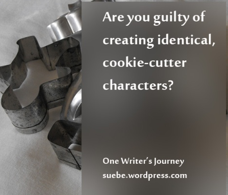 cookie cutter characters