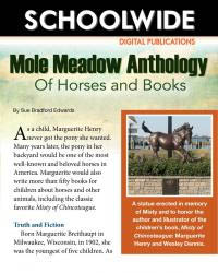 Mole Meadow Menagerie