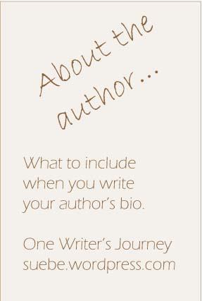 authors bio