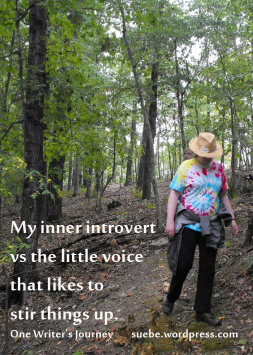 My inner introvert