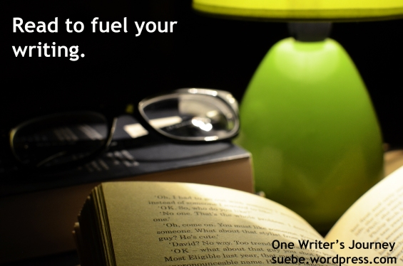 fuel your writing