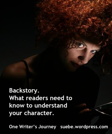 backstory character